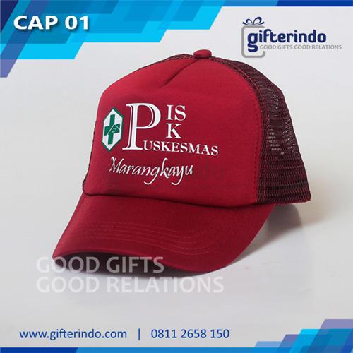 Coorporate Promo Topi PISK Puskesmas Marangkayu