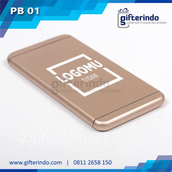 Power Bank Custom - Iphone model